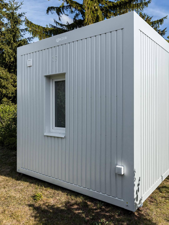 Wohncontainer | AGRAV Container-Modulsysteme GmbH